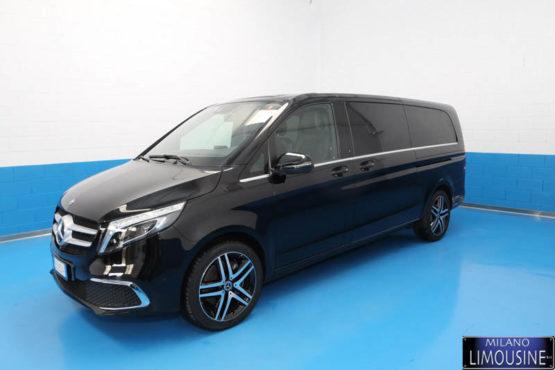 Mercedes Classe V Extra Long Luxury Van