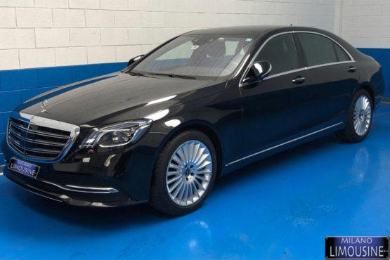 Mercedes Classe S Luxury Sedan