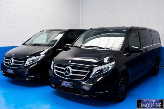 Mercedes Classe V Extra Long Luxury Van 7 pax